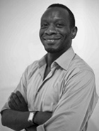 Azu Nwagbogu, Director of Lagos Photo Festival, Lagos, Nigeri