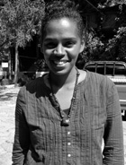 Aida Muluneh	 , Artist and director Addis Foto Fests, Addis Abeba, Ethiopia