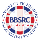 Biotechnology and Biological Sciences Research Council (BBSRC) - 20 Years Pioneering Great British Bioscience