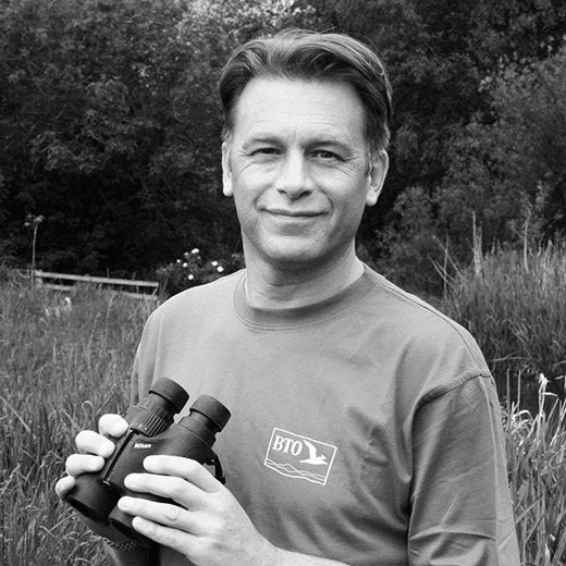 Chris Packham – President of the BTO