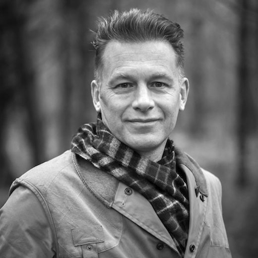 Chris Packham – President of the British Trust for Ornithology